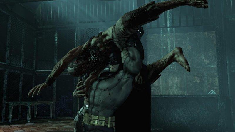 蝙蝠侠:阿卡姆疯人院截图第1张