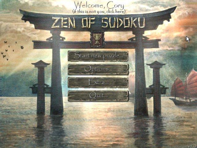 Zen of Sudoku截图第4张