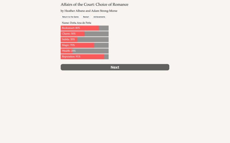 法庭事务:浪漫的选择截图第1张