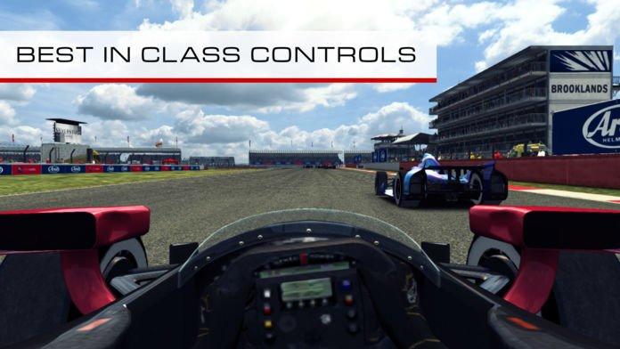 超级房车赛:汽车运动游戏截图第3张