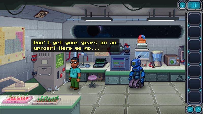 奥德修斯和他的探索机器人截图第1张