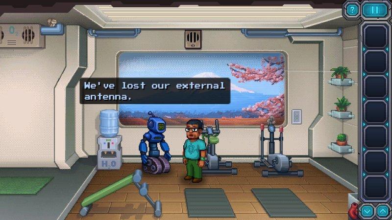 奥德修斯和他的探索机器人截图第3张