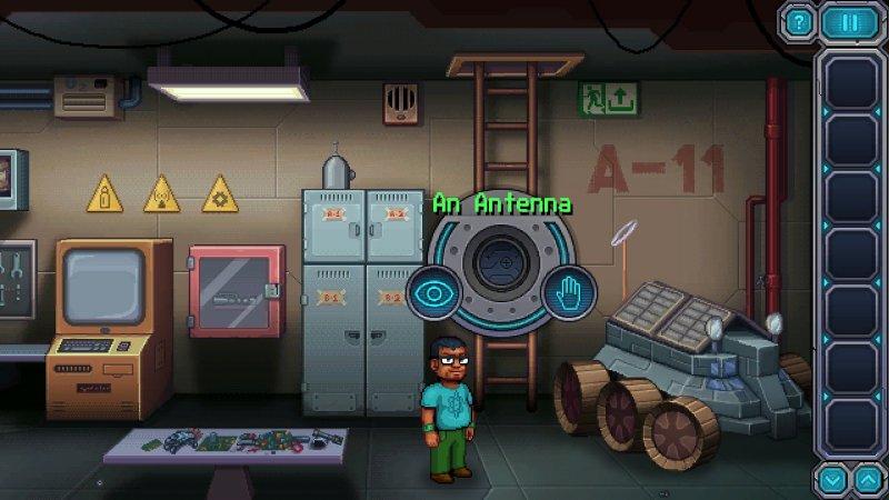 奥德修斯和他的探索机器人截图第4张