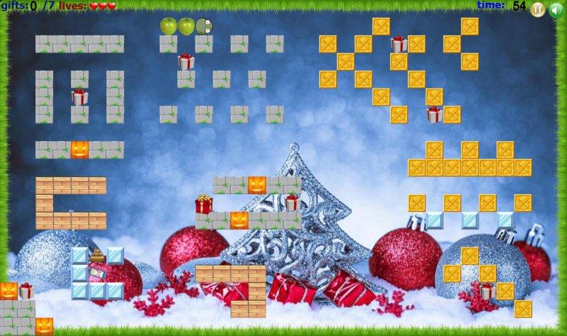 苹果蛇:圣诞故事截图第1张