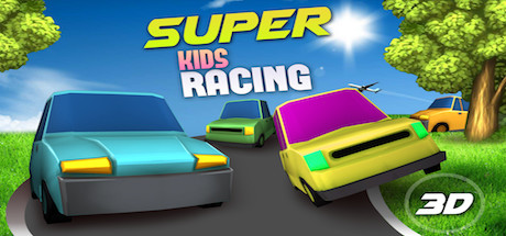 超级儿童赛车