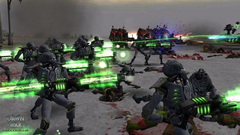 战锤40K:战争黎明-黑暗十字军截图第1张
