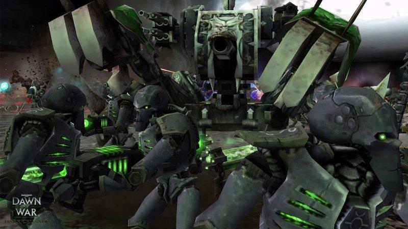 战锤40K:战争黎明-黑暗十字军截图第3张