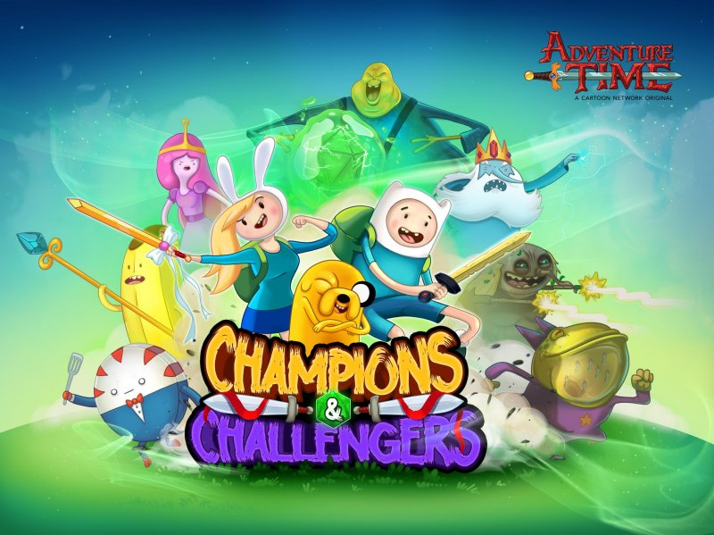 Champions and Challengers - Adventure Time截图第5张