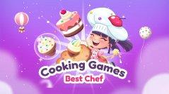 女孩烹饪游戏 食品厨师餐厅截图