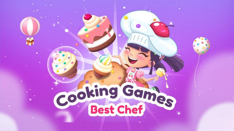 女孩烹饪游戏 食品厨师餐厅截图第3张