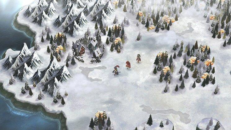 祭品与雪之刹那截图第4张