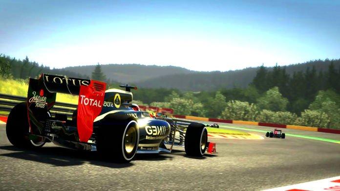 Racer F3 Rush Champions截图第1张