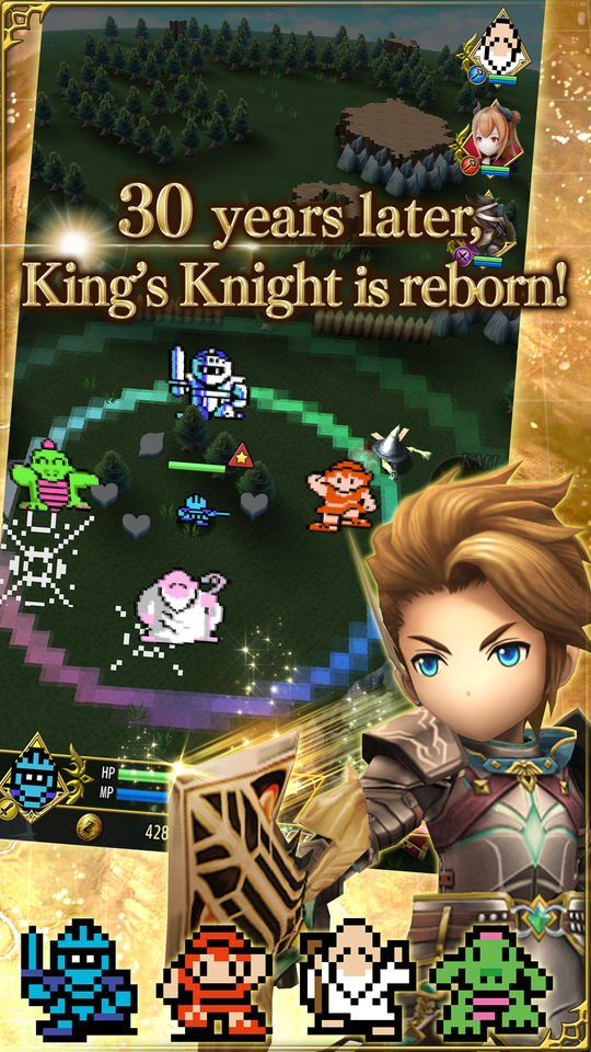 KING'S KNIGHT -WoDD-截图第1张