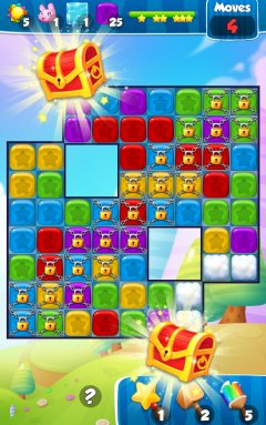 Toy Crush Pop Cubes Smash截图