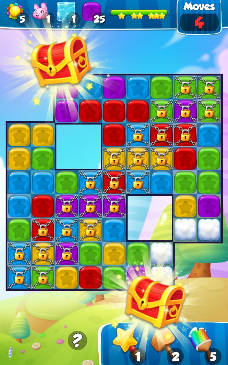 Toy Crush Pop Cubes Smash截图第4张