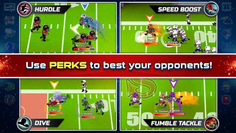 Football Heroes Pro Online截图第4张