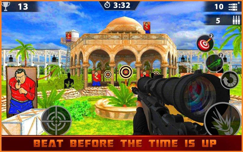 Target Range Shooting Master deluxe截图第5张