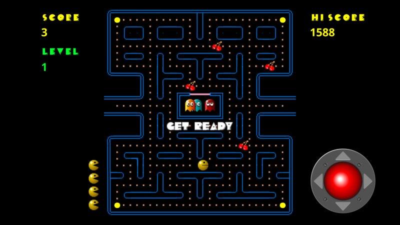 Adeve Pacman Classic截图第2张