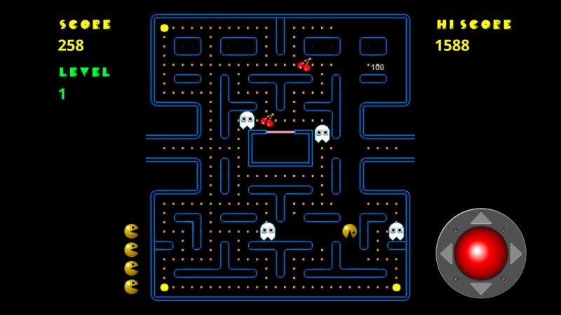 Adeve Pacman Classic截图第3张