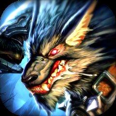 Ninja Wolfman-Street Fighter-Happy Halloween