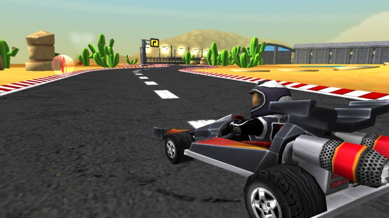 Go Kart Drive 3D截图第1张