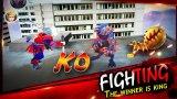 Ninja Wolfman-Street Fighter-Happy Halloween截图