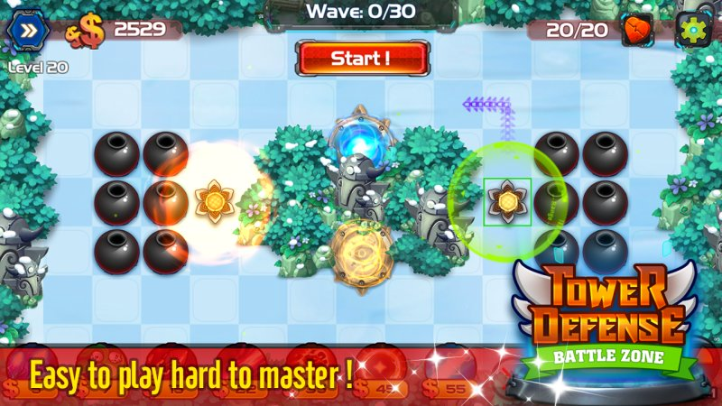 Tower Defense: Battle Zone截图第4张