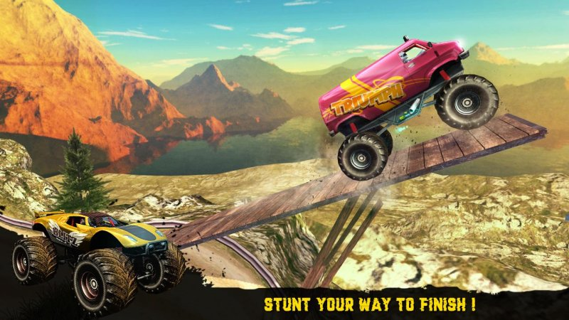 4X4 OffRoad Racer - Racing Games截图第2张