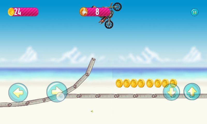 The crazy lil drive motobike ron截图第4张