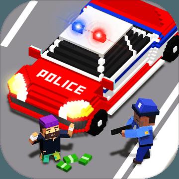 警察英雄救援:流氓大队追逐