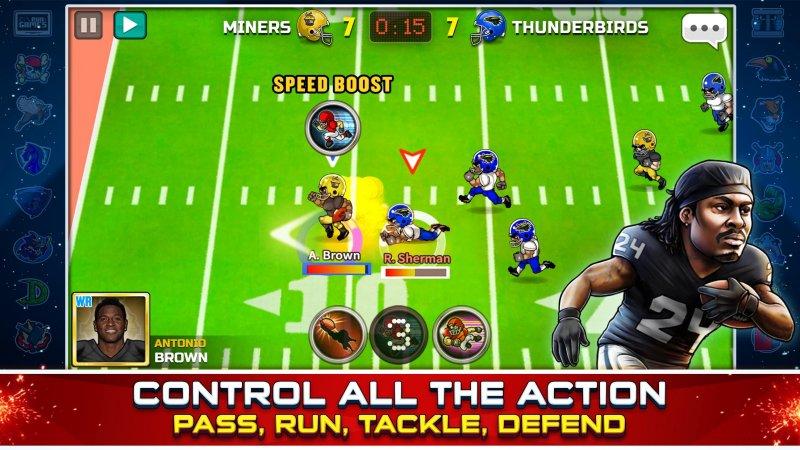 Football Heroes Pro Online截图第3张