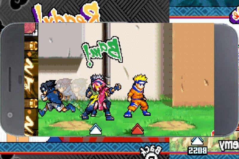 Ninja Shippuden Storm Ultimate Fight截图第1张