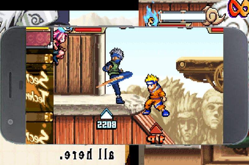 Ninja Shippuden Storm Ultimate Fight截图第2张