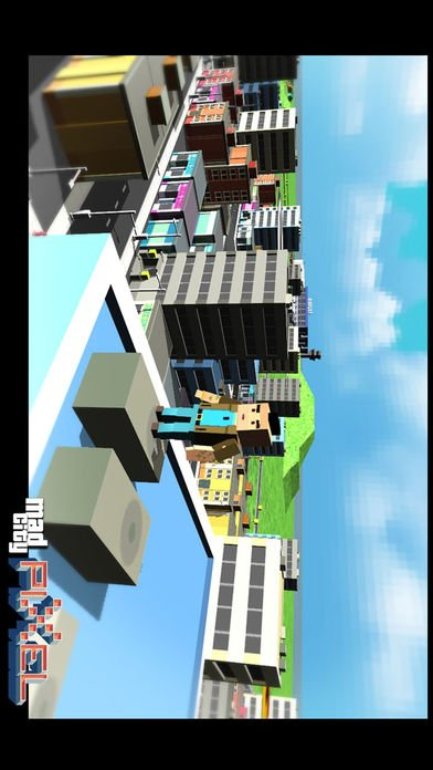 Pixel's Edition Mad City Crime Full截图第2张