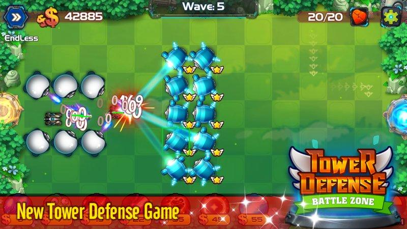 Tower Defense: Battle Zone截图第2张