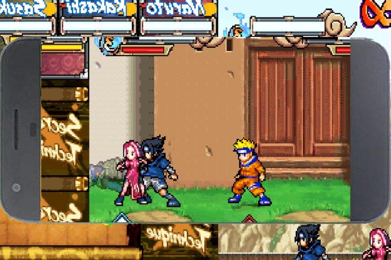 Ninja Shippuden Storm Ultimate Fight截图第3张