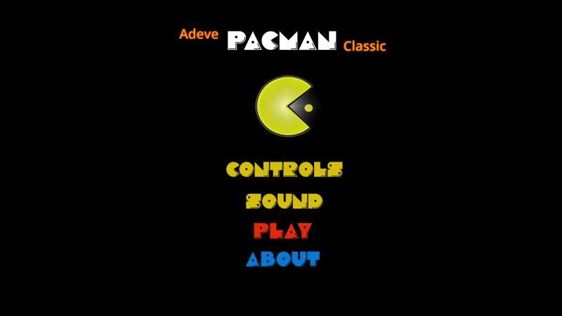 Adeve Pacman Classic截图第1张