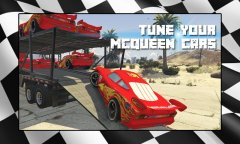 Mcqueen Car Racing Game截图