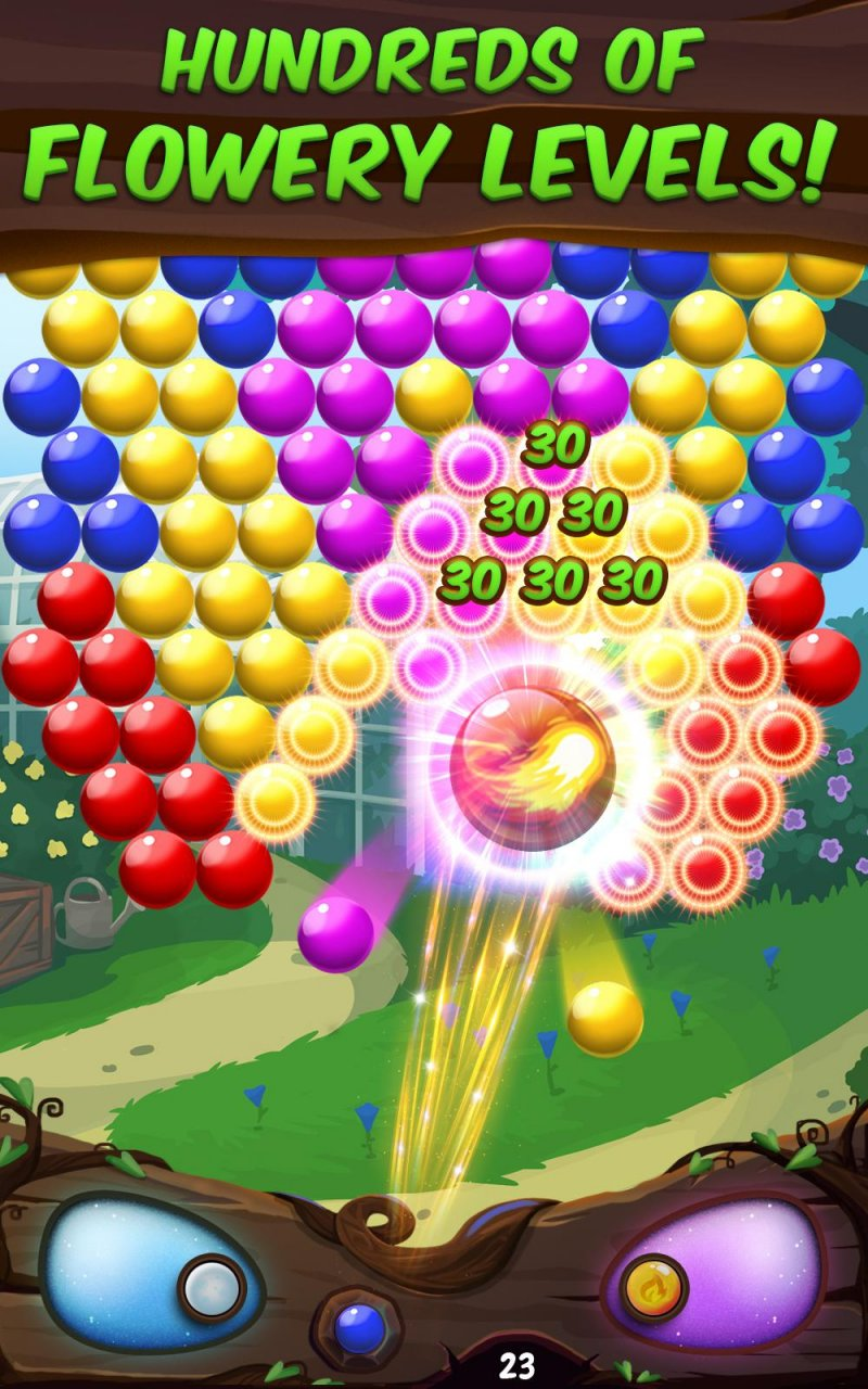 Blossom Bubbles截图第2张