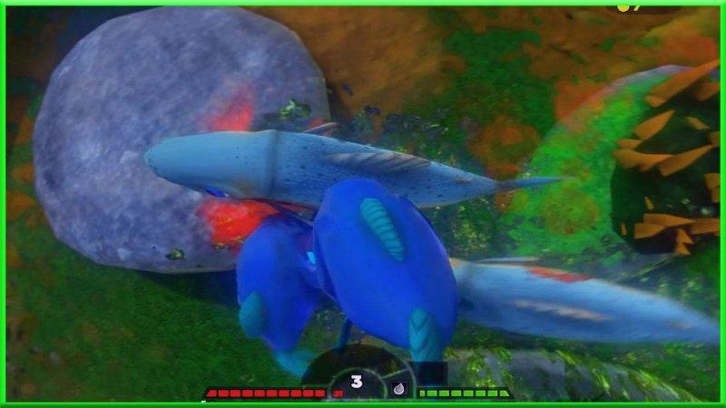 飼料魚和九頭蛇截图第2张