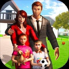 Virtual Mom : Happy Family Games