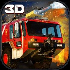 911消防卡车模拟3D