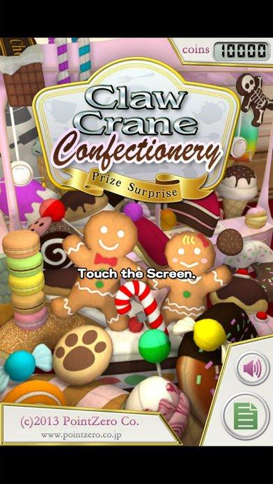 Claw Crane Confectionery截图第1张