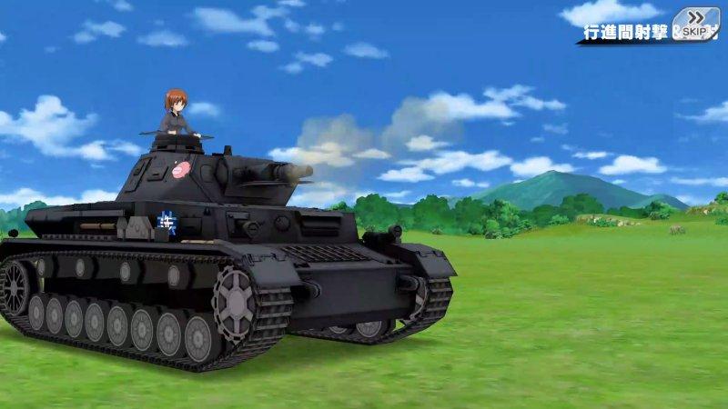 少女与战车 集结!大家的战车道!!截图第2张