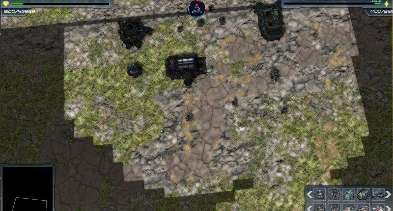 RTS指挥官:粉碎叛军截图第2张