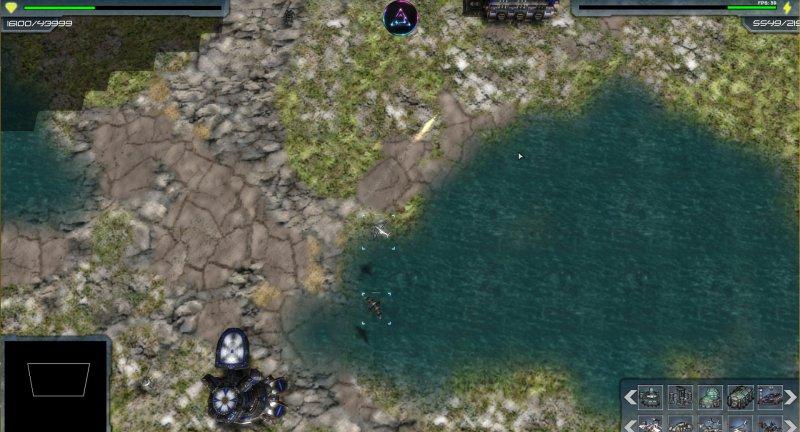 RTS指挥官:粉碎叛军截图第4张