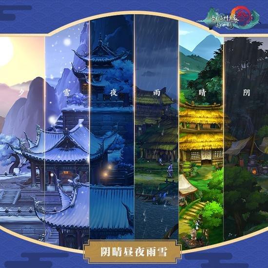 剑网3:指尖江湖截图第3张