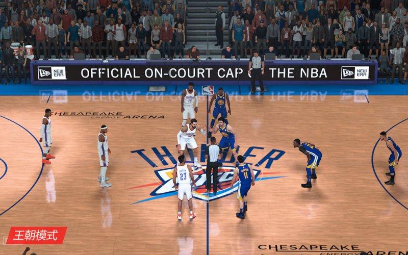 NBA2KOL2截图第1张