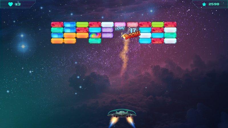 太空中的另一块砖截图第1张