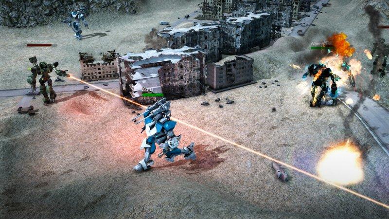 Techwars Deathmatch截图第4张